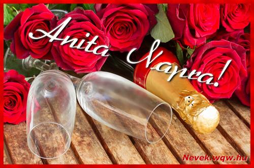 névnapi képek anita Anita névnap és névnapi képeslapok   Nevek névnapi képek anita