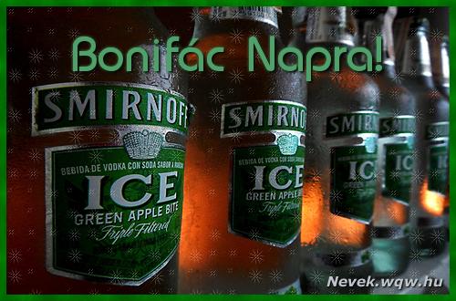 Bonifác névnapi kép