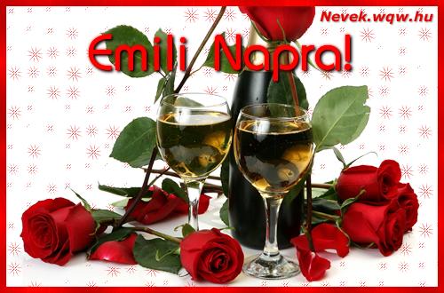 Emili névnapi kép