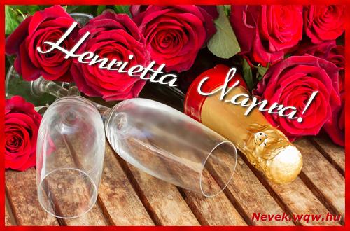 henrietta névnapi képek Henrietta névnap és névnapi képeslapok   Nevek henrietta névnapi képek