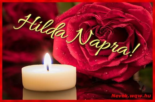 Hilda képeslap