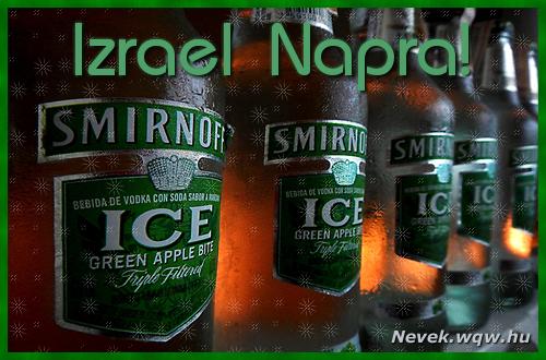 Izrael névnapi kép