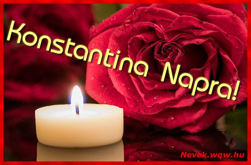 Konstantina képeslap