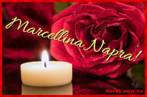 Marcellina képeslap