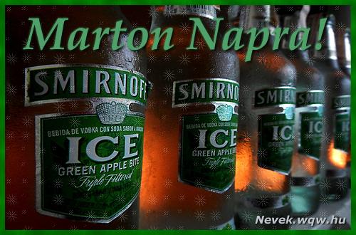 Marton névnapi kép