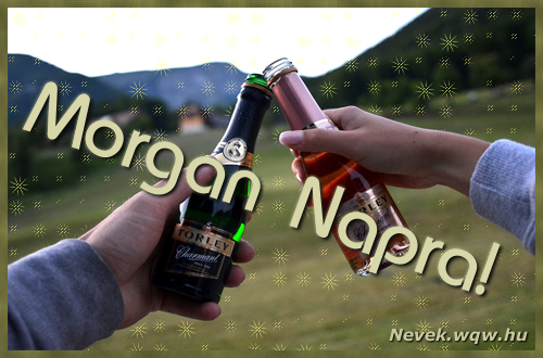 Morgan képeslap