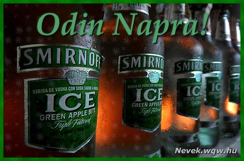 Odin névnapi kép
