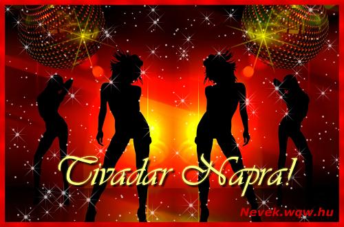 Tivadar névnapi képeslap