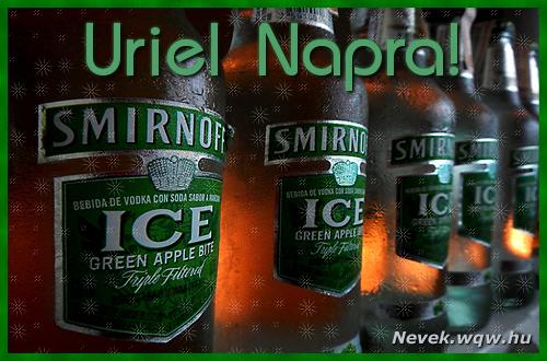 Uriel névnapi kép